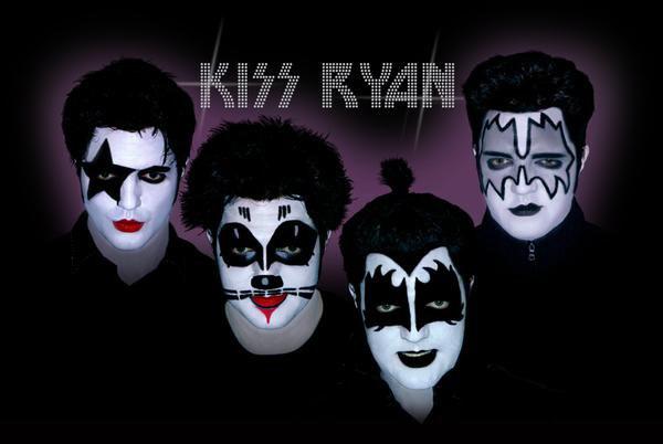 Kiss Ryan