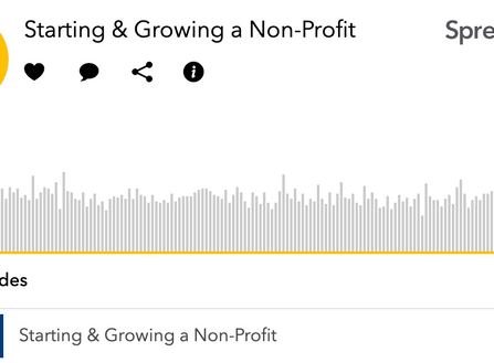 """Starting and Growing a Nonprofit"" - Allen's Interview on ""Law You Should Know"" with Kenneth Landau"