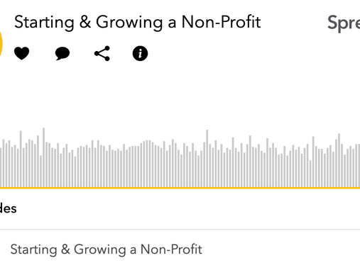 """""""Starting and Growing a Nonprofit"""" - Allen's Interview on """"Law You Should Know"""" with Kenneth Landau"""