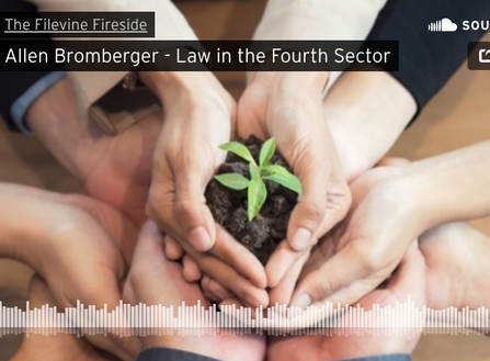 """""""Law in the Fourth Sector"""" on Filevine's Podcast"""