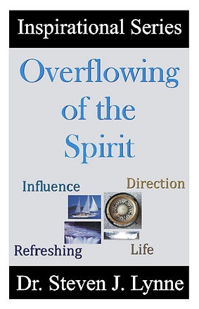 Overflowing of the Spirit (front cover)