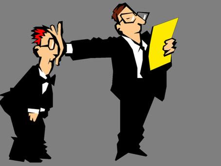 Jak sobie radzić z toksycznym szefem... w sobie