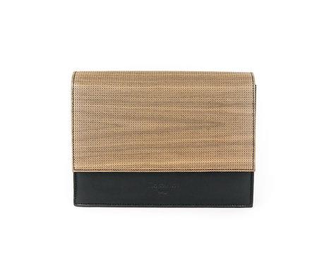 OSLO Wood shoulder bag