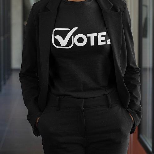"""VOTE."" T-shirt"