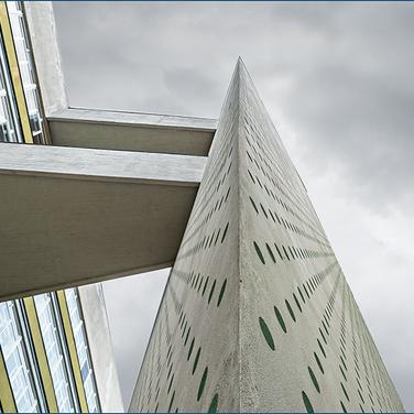 Hansaviertel - O.Niemeyer