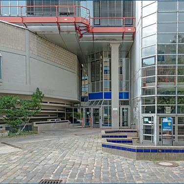 TU-Mathematikgebäude