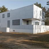 Dessau-Meisterhäuser-Gropius