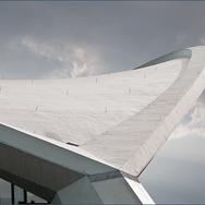 Kongresshalle-Roof