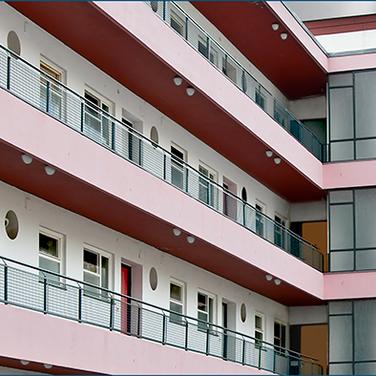 Siemens Stadt-Scharoun-Bartning