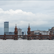 Mühlenstrasse-Uferpanorama