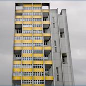 Hansaviertel - Bartningallee16