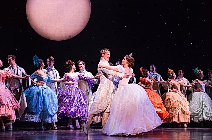 Topher in R+H's Cinderella