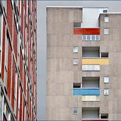 Hansaviertel - Bartningallee 7