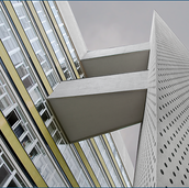 Hansaviertel - O. Niemeyer