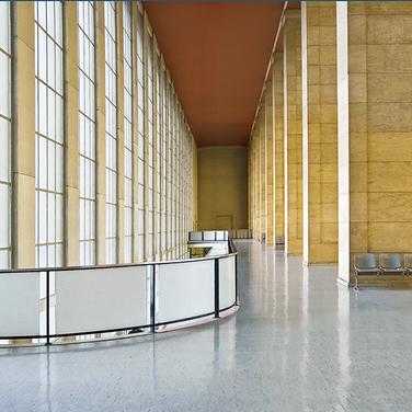 Flughafen THF-Galerie