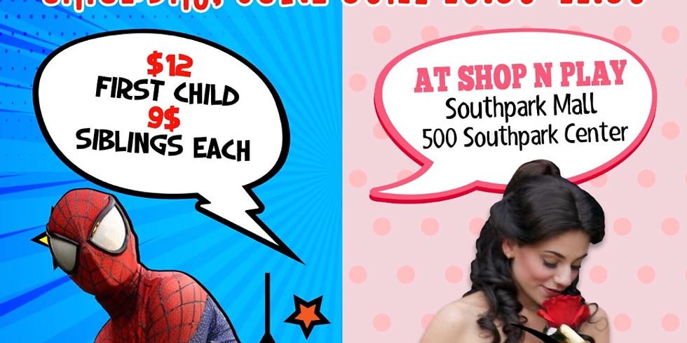 Superhero & Princess Day