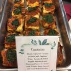 uncle j vegetarian lasagna.JPG
