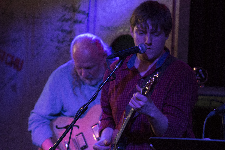 Jake Carpenter and John Caviness