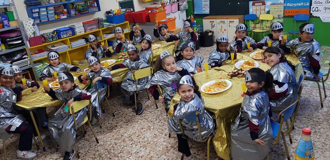 Un banquete medieval