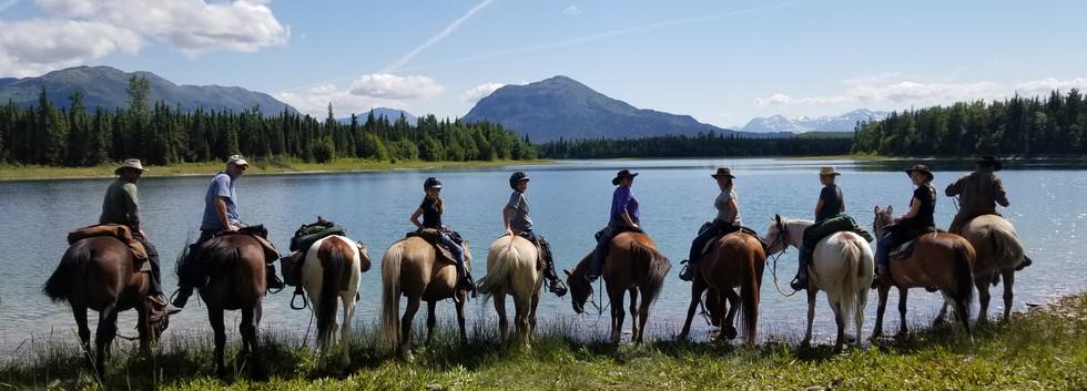 Alaska Horsemen