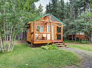 Alaska Cyrano Cabin