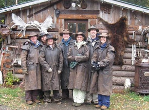 Alaska Corporate Retreat
