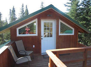 Alaska Blackjack Cabin