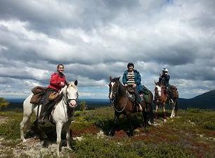 Alaska Wilderness Horseback Trip