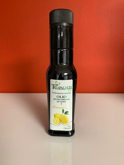 Huile d'olive au citron - 100 ml