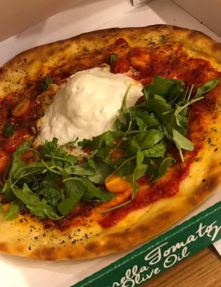 Les Pizzas fraîches