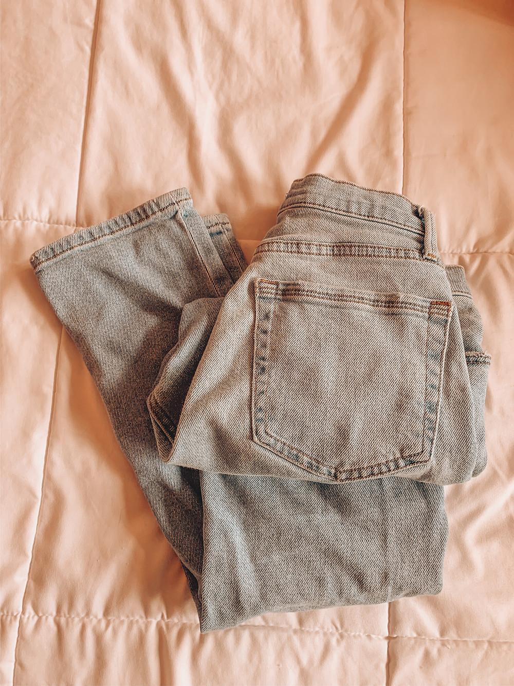 Quarantine, COVID-19, Coronavirus, beauty, health, skincare, jeans, mom jeans, boyfriend jeans, Philosophy, perfume, Ember Mug, Ember, Temperature Matters, orange blanket, copper mug, white blanket, ZO Skin Health, Anastasia Beverly Hills palette