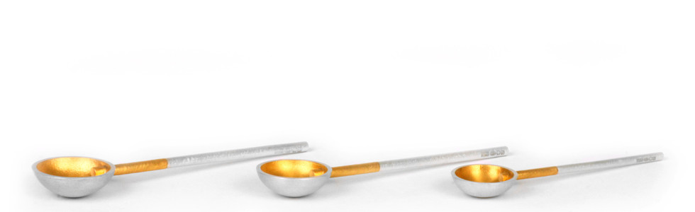 Golden spoons