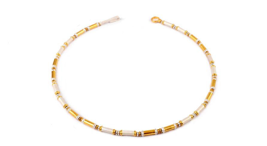 Bugle necklace