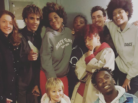 Macy Gray - After show