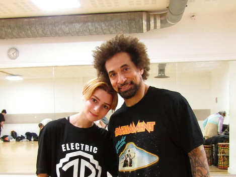 Suga Pop & Mariane Bazin