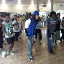 Workshop Les Twins 2008