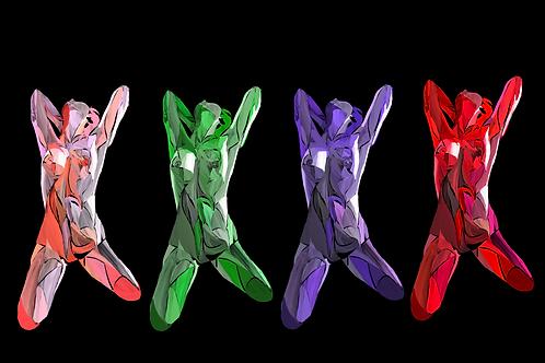 The X Factor Multicolor
