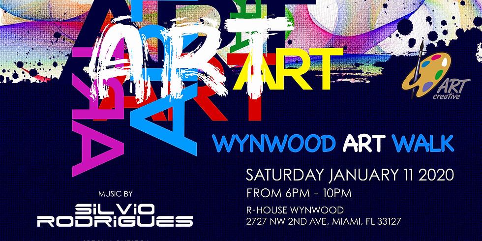 LOCAL ART CLUB PRESENT : WYNWOOD ART WALK