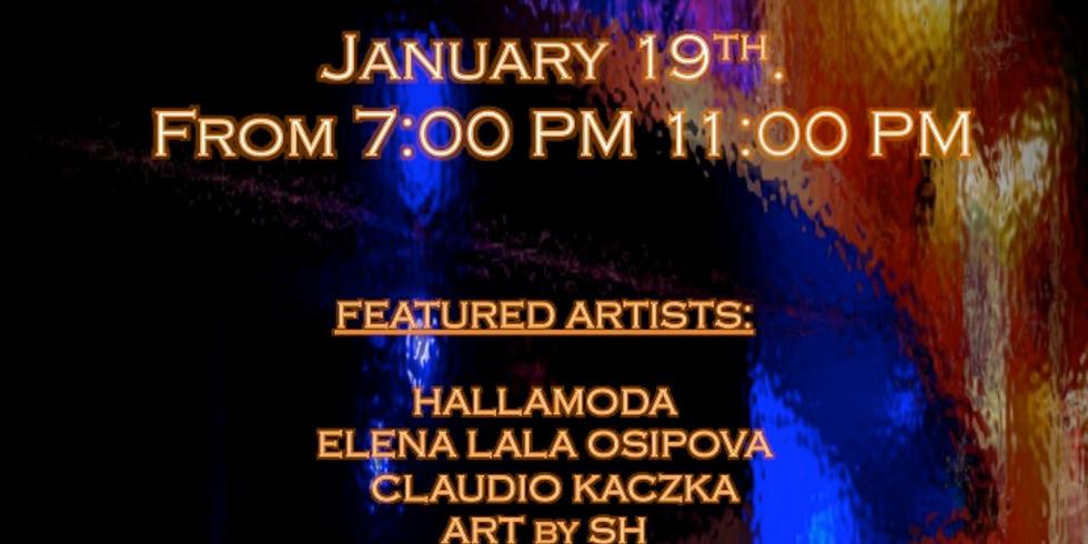 ART EVENT AT ARTGALORI ARTIST STUDIO
