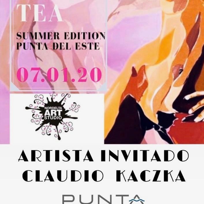 Six O' Clock Tea Event Punta del Este 2020