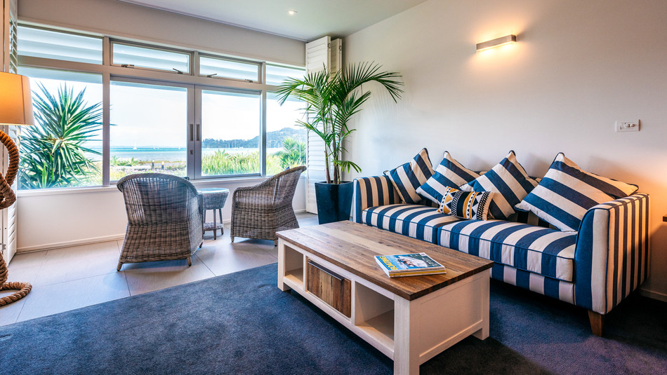 Waiheke Waterfront Lodge