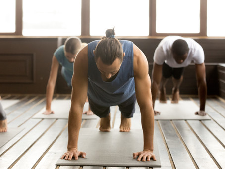 The Benefits of Yoga for Those That Play Sport