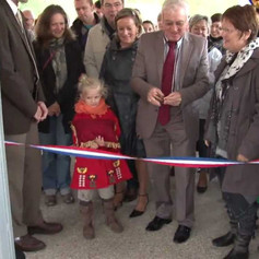 L'ECOLE ALFRED LENGLET A ETE INAUGUREE