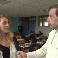 """AGORA L'ÉMISSION 168 LES ELEVES A LA RENCONTRE DES """"OVNI"""" A SAINT-LAURENT-BLANGY"""