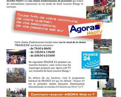 AGORAWEBTV DIFFUSE SUR FRANCE 24 AVEC PAS-DE-CALAIS HABITAT
