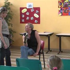 AGORA L'ÉMISSION 132 : LA CITOYENNETE AUX ATELIERS PARENTS POUR LE PROGRAMME DE RÉUSSITE EDUCATIVE