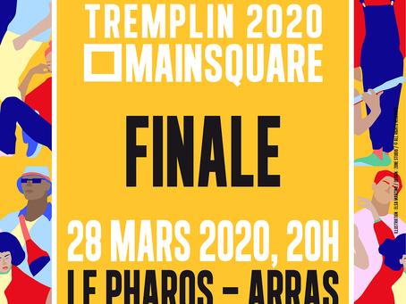 TREMPLIN MAIN SQUARE FESTIVAL 2020