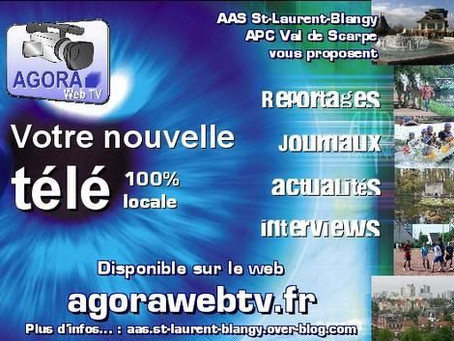 WEBTV - AGORAWEBTV.COM