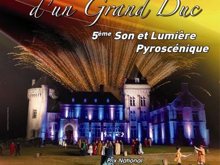 SOUVENIRS D'UN GRAND DUC - ÉDITION 2013
