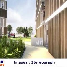 AGORA L'ÉMISSION 126 : LE PROJET ARCHITECTURAL DES FUTURS BÂTIMENTS A ST-NICOLAS